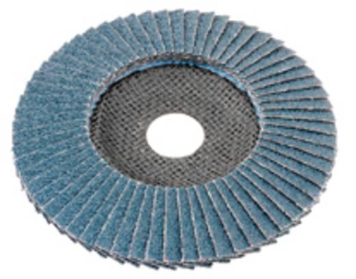 Fächerschleifscheibe für Metall und Edelstahl, bombiert Flex 349925 Durchmesser 115 mm