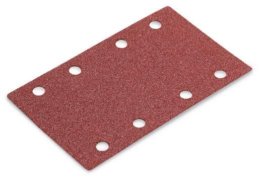 Schwingschleifpapier (L x B) 133 mm x 80 mm Flex 380865 50 St.