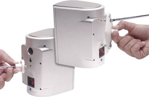 Lautsprecher-Deckenhalterung Neigbar Boden-/Deckenabstand (max.): 14.2 cm NewStar Products SPEAKER-W100 Weiß 1 St.