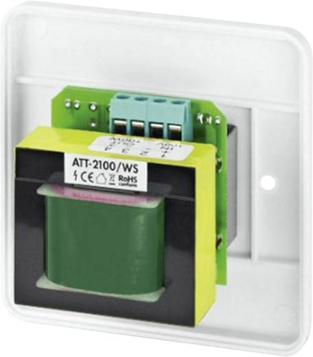 Lautstärkeregler Monacor ATT-2100/WS