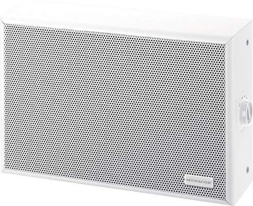 ELA-Tonsäule Monacor ESP-72/WS 20 W Weiß 1 St.