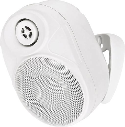 ELA-Lautsprecherbox Monacor EUL-50/WS 30 W Weiß 1 Paar