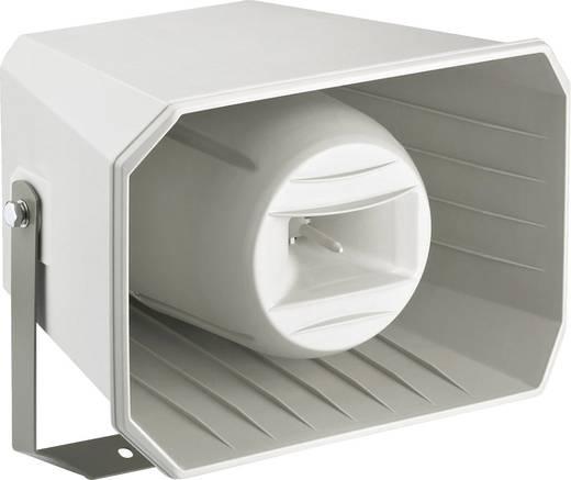 Druckkammerlautsprecher Monacor IT 250TW 50 W Weiß 1 St.