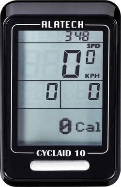 Image of Alatech Cyclaid 10 Fahrradcomputer, kabellos Bluetooth