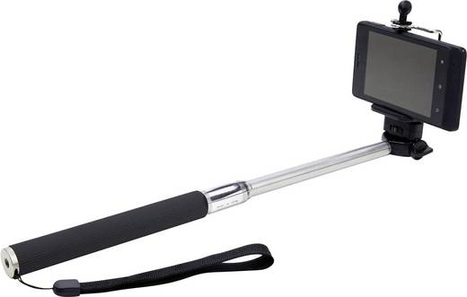 Selfie Stick Dicota D31027 8.5 cm Schwarz, Silber