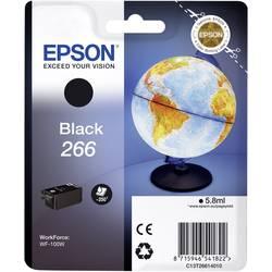 Náplň do tlačiarne Epson T2661, 266 C13T26614010, čierna