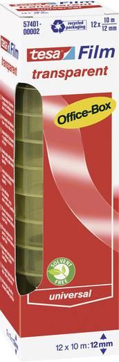 tesafilm tesafilm® Transparent (L x B) 10 m x 12 mm tesa 57401-00002-02 12 Rolle(n)