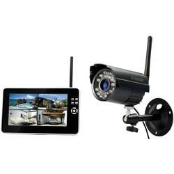 Sada bezpečnostné kamery Technaxx TX-28, 4-kanálová, max. dosah 200 m