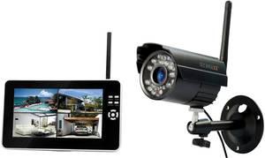 berwachungskamera mit aufzeichnung g nstig online kaufen. Black Bedroom Furniture Sets. Home Design Ideas