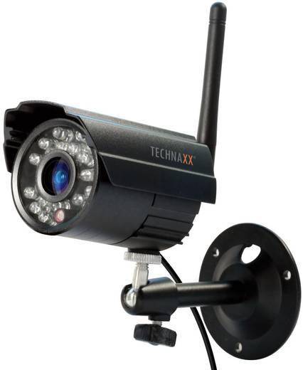 funk berwachungskamera set 4 kanal mit 1 kamera 2 4 ghz technaxx tx 28 4433 kaufen. Black Bedroom Furniture Sets. Home Design Ideas