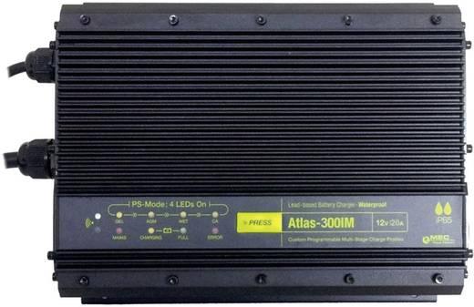 MEC Energietechnik Bleiakku-Ladegerät Atlas-300IM 12 V Blei-Calcium, Blei-Gel, Blei-Säure, Blei-Vlies