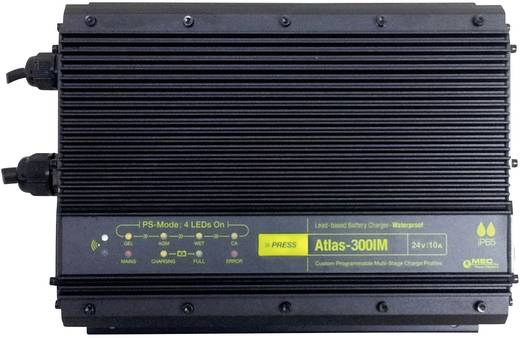 MEC Energietechnik Bleiakku-Ladegerät Atlas-300IM 24 V Blei-Calcium, Blei-Gel, Blei-Säure, Blei-Vlies