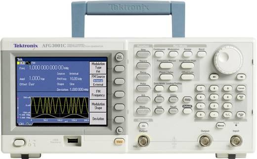 Tektronix AFG3021C Funktionsgenerator netzbetrieben 1 µHz - 25 MHz 1-Kanal Arbiträr, Dreieck, Puls, Rechteck, Sinus DAkk