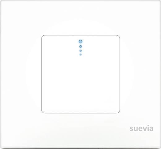 Treppenlichtschalter digital Weiß Suevia Pulsamat
