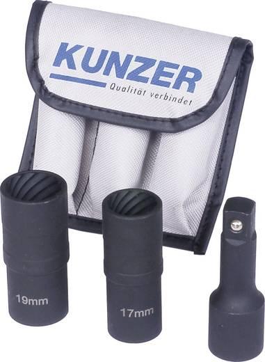 Schraubenausdreher-Set Kunzer 7FSL03