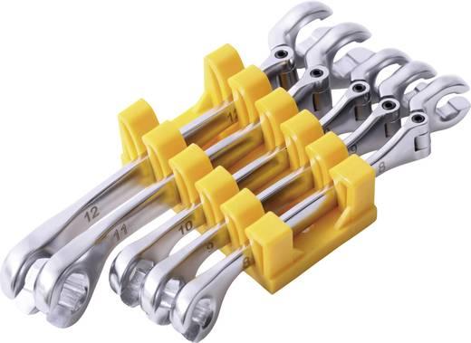 Gelenk-Leitungsschlüsselsatz, 5-tlg. Kunzer 7OGS05