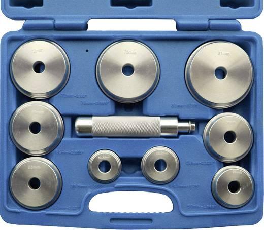 Montagesatz für Lagerringe, 10-tlg. Kunzer 7LSS10