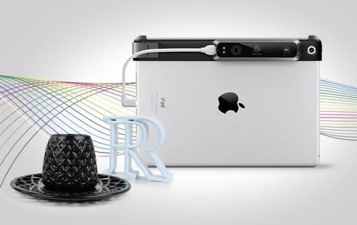 3D Systems iSense 3D Scanner (iPad Mini)