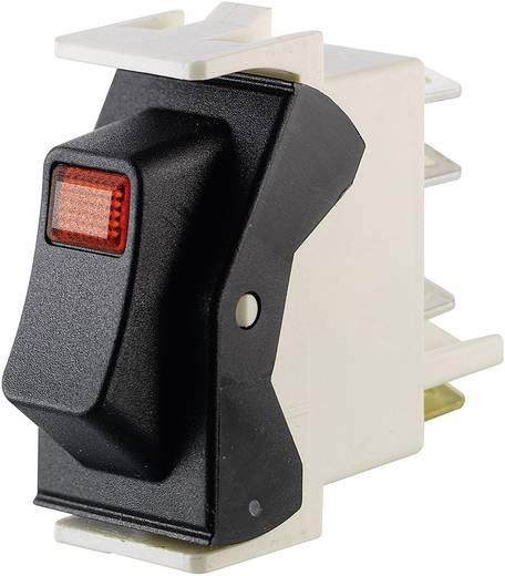 Wippschalter 250 V/AC 10 A 1 x Aus/Ein Marquardt 01550.1950-00 IP40 rastend 1 St.