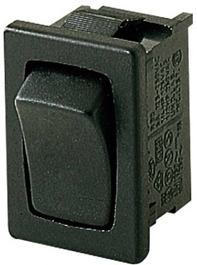 Marquardt Wippschalter 01803.6222-00 250 V/AC 10 A 1 x Ein/(Ein) IP40 tastend 1 St.