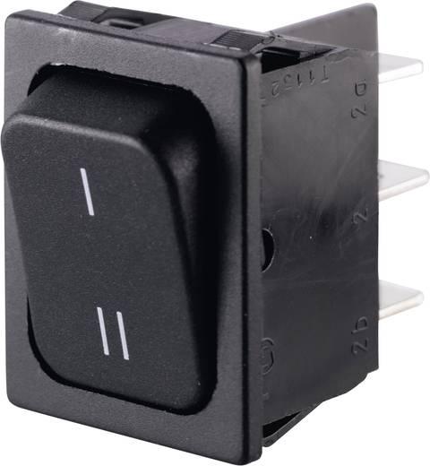 Wippschalter 250 V/AC 6 A 2 x Ein/Ein Marquardt 01834.3309-00 IP40 rastend 1 St.
