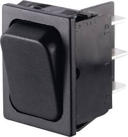Interrupteur à bascule Marquardt 1834.3402 250 V/AC 6 A 2 x On/(On) IP40 momentané 1 pc(s)