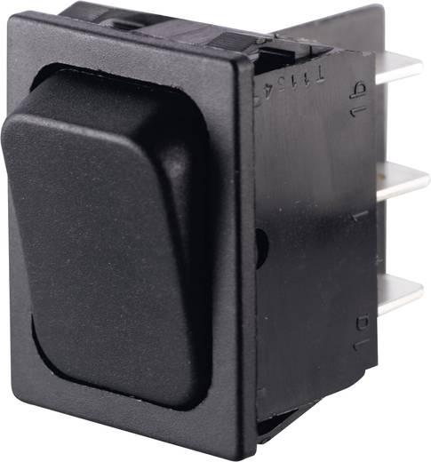 Wippschalter 250 V/AC 6 A 2 x Ein/(Ein) Marquardt 01834.3402-00 IP40 tastend 1 St.