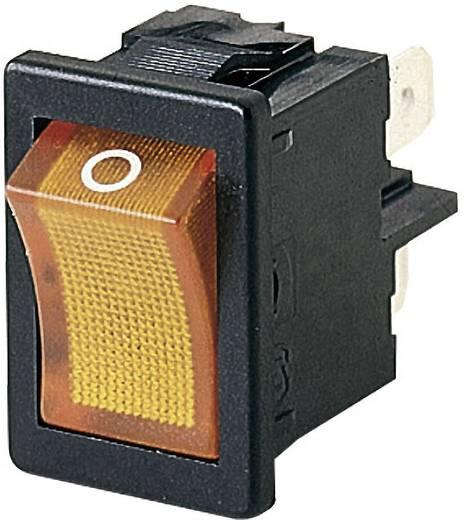 Wippschalter 250 V/AC 4 A 2 x Aus/Ein Marquardt 01855.1104-00 IP40 rastend 1 St.