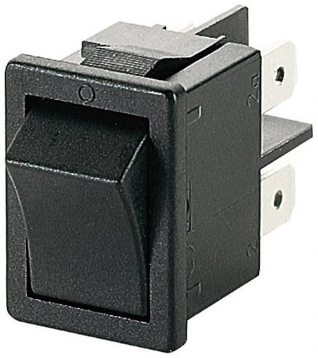 Wippschalter 250 V/AC 12 A 2 x Aus/Ein Marquardt 01858.1104-01 IP40 rastend 1 St.