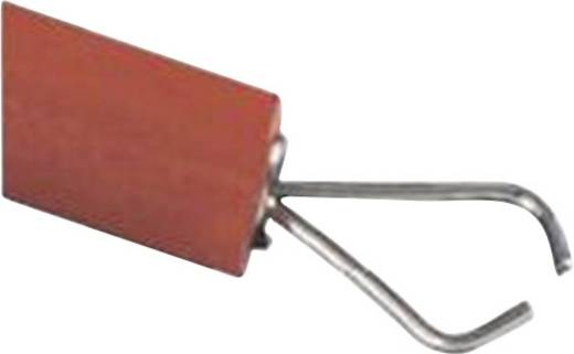 Sicherheits-Abgreifklemme Steckanschluss 4 mm CAT III 1000 V Schwarz Stäubli SKPS4 SW