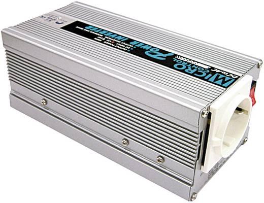 Wechselrichter Mean Well A301-300-F3 300 W 12 V/DC 10 - 15 V/DC Schraubklemmen Schutzkontakt-Steckdose