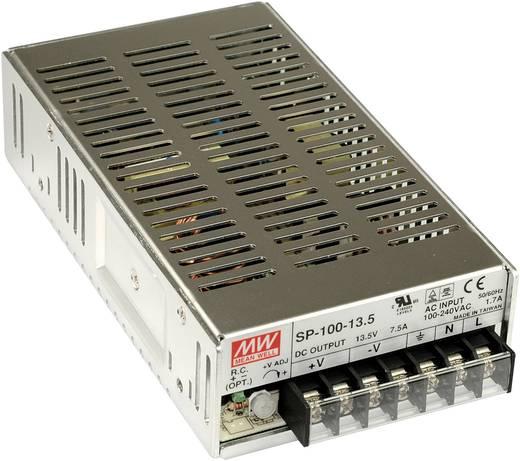AC/DC-Netzteilbaustein, geschlossen Mean Well SP-100-13.5 13.5 V/DC 7.5 A 101 W