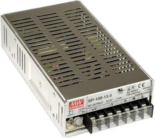 AC/DC-Netzteilbaustein, geschlossen Mean Well SP-100-48 101 W