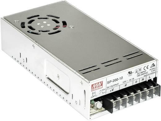 AC/DC-Netzteilbaustein, geschlossen Mean Well SP-200-15 201 W
