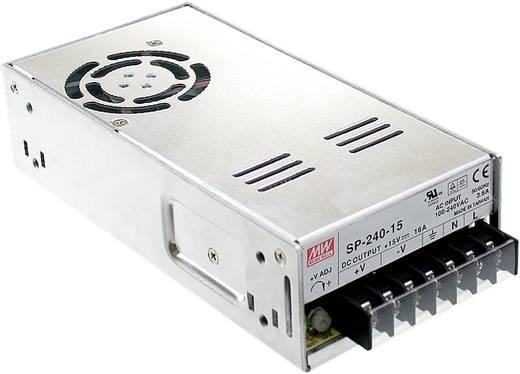 AC/DC-Netzteilbaustein, geschlossen Mean Well SP-240-15 15 V/DC 16 A 240 W