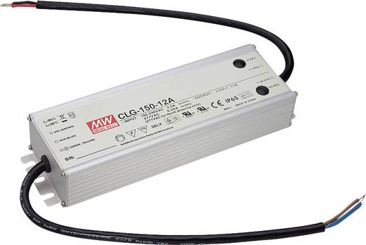 LED-Treiber, LED-Trafo Konstantstrom Mean Well CLG-150-15A 142.5 W (max) 9.5 A 15 V/DC dimmbar