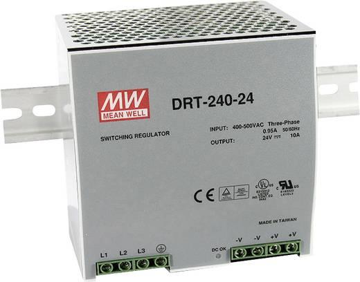 Hutschienen-Netzteil (DIN-Rail) Mean Well DRT-240-48 48 V/DC 5 A 240 W 1 x