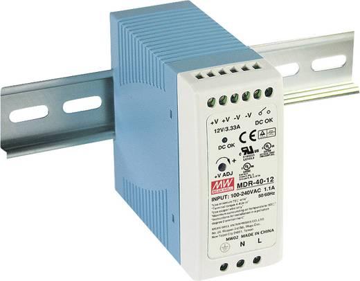 Hutschienen-Netzteil (DIN-Rail) Mean Well MDR-40-24 24 V/DC 1.74 A 40 W 1 x