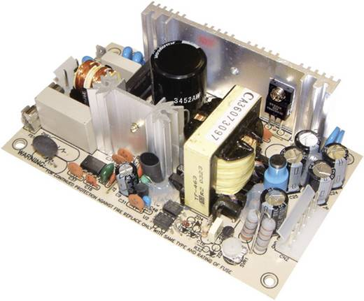 AC/DC-Netzteilbaustein, open frame Mean Well PS-65-27 27 V/DC 2.4 A