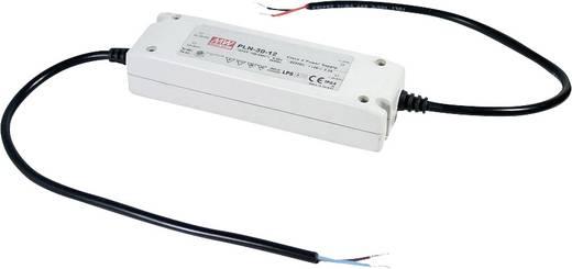 LED-Treiber Konstantstrom Mean Well PLN-30-15 30 W 2 A 15 V/DC PFC-Schaltkreis, Überlastschutz, dimmbar