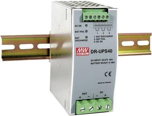 Mean Well DR-UPS40 Hutschienen-Netzteil (DIN-Rail) 24 V/DC 2 A