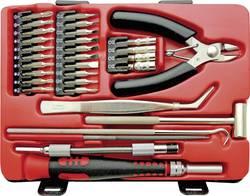 Set d'outils 31 pièces Kunzer 7MWS31 pour les artisans en valise
