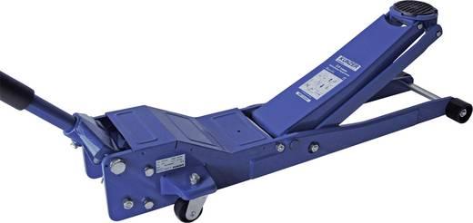 Hydraulischer Rangierwagenheber, ultraflach 2.000 kg 63 mm 508 mm 2000 kg Kunzer WK 1020 F