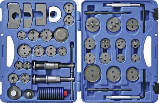 Bremskolbenrückstell-Werkzeugsatz, 41-teilig Kunzer 7BW41