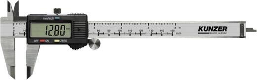 Digitaler Messschieber 150 mm Kunzer 7EMS01
