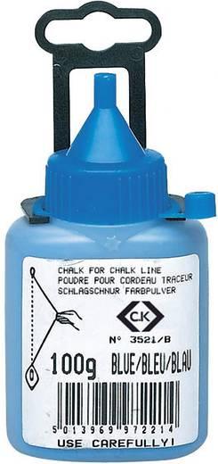 C.K. T3521B 100 Kreidepulver Blau 100 g