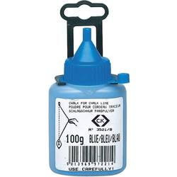 Image of C.K. T3521B 100 Kreidepulver Blau 100 g