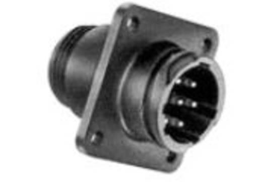 CPC Buchsengehäuse mit Rechteckflansch Pole: 19 211771-1 TE Connectivity 1 St.