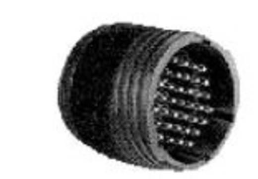 CPC Buchsengehäuse mit Rechteckflansch Pole: 14 183040-1 TE Connectivity 1 St.