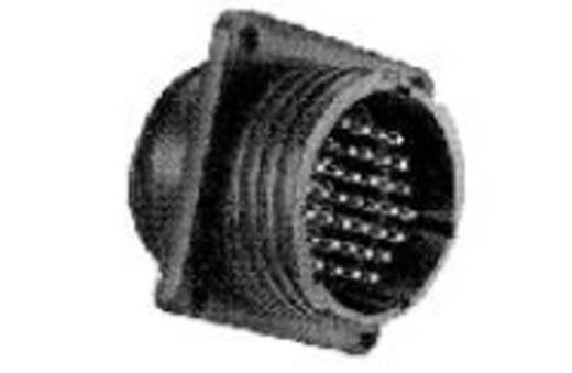 CPC Buchsengehäuse mit Rechteckflansch Pole: 24 206838-1 TE Connectivity 1 St.